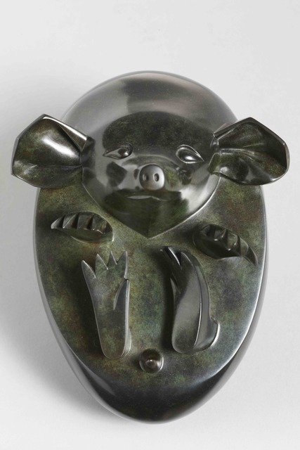 , 'Hedgehog,' 2009, Galerie Dumonteil