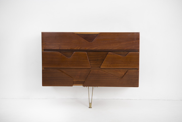 , 'Cabinet for the Hotel Royal, Naples,' 1954, Gate 5 Gallery