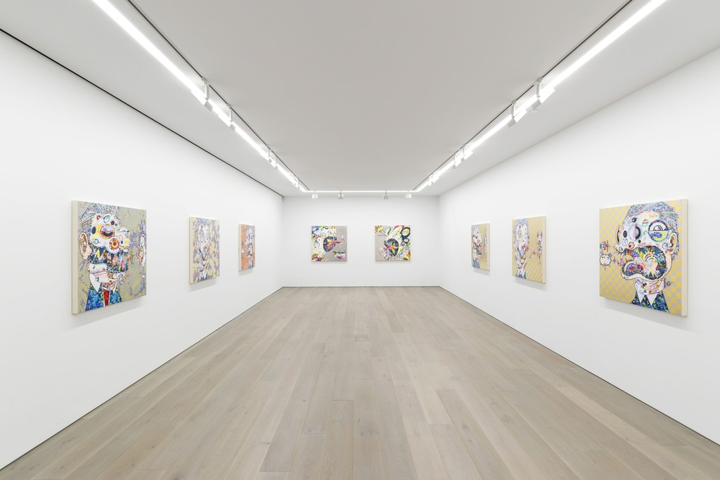 « Heads ↔ Heads », Perrotin New York exhibition views 