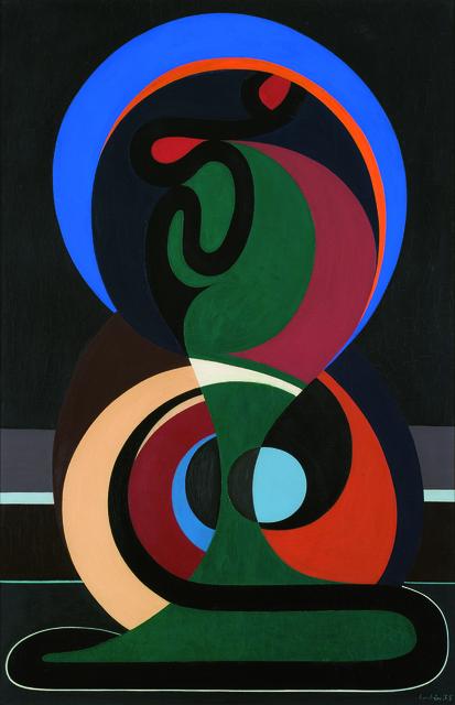 , 'Composition,' 1935, Galerie Le Minotaure