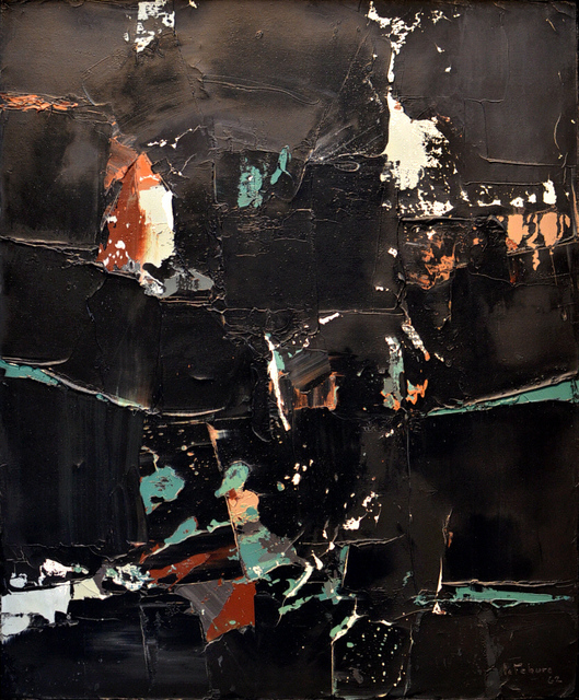 Jean LeFebure, 'Le Porphyre', 1962, Canadian Art Group