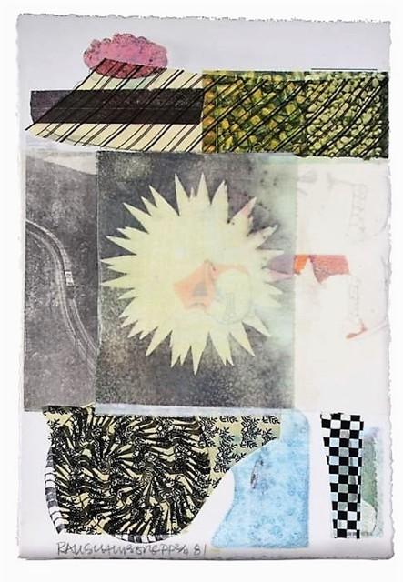 Robert Rauschenberg, 'Arcanum XII', 1981, michael lisi / contemporary art