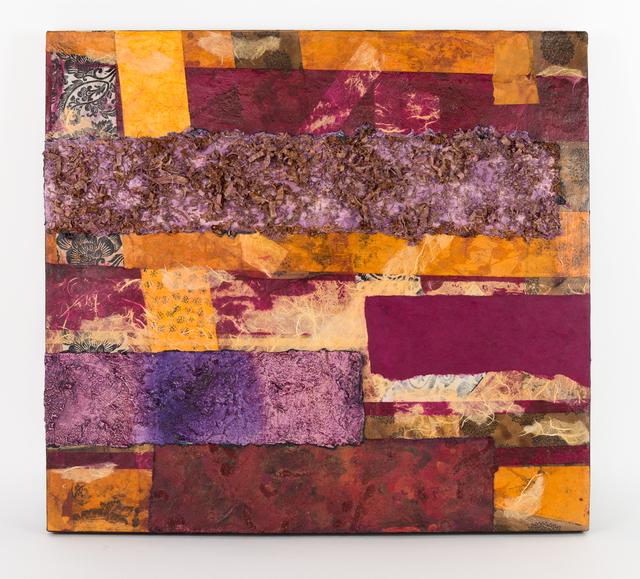 , 'Meditation in Violet,' 2013, Fountain Street
