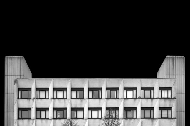 , 'Concrete Evidence (7 Bristo Square 1966-73, Edinburgh),' 2018, Joanna Bryant & Julian Page