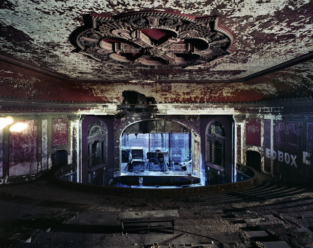 , 'Majestic Theater, East Saint Louis, USA, 2011,' 2011, Polka Galerie