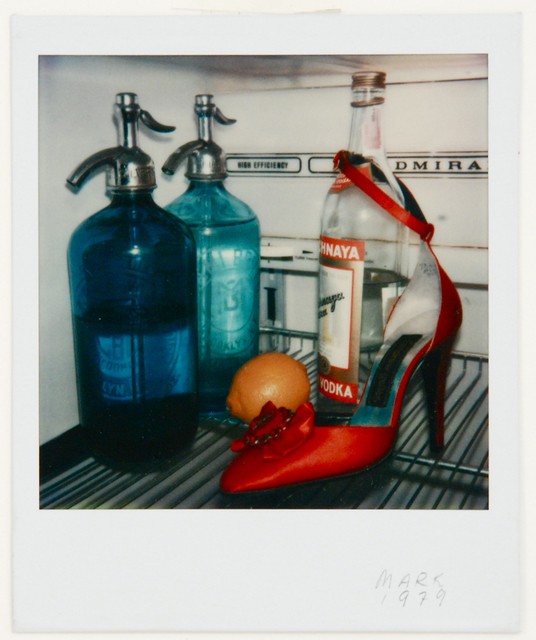 , 'Untitled (Red Shoe & Refrigerator),' 1976, Sragow Gallery