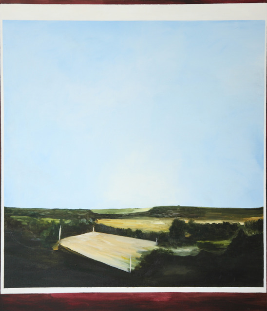 , 'Het Laar,' 2014, Galerie Van de Weghe