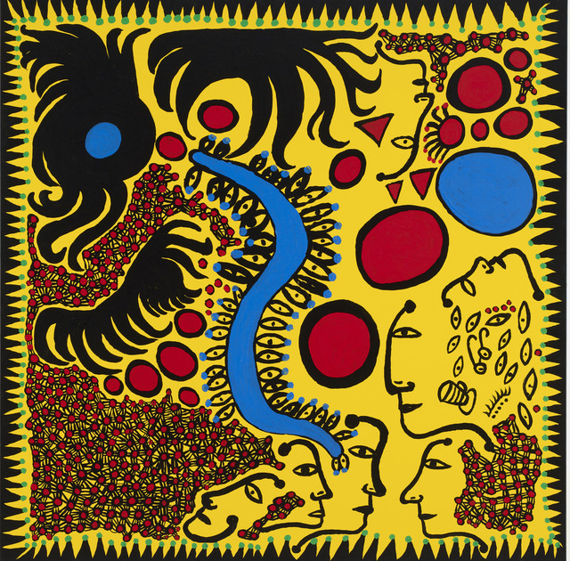 Yayoi Kusama, 'A Talk About Boundless Love, and All About Love,' 2009, Victoria Miro