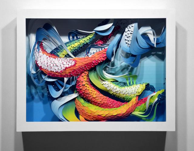 , 'Spectrum: Bio Interloper V,' 2014, Hashimoto Contemporary