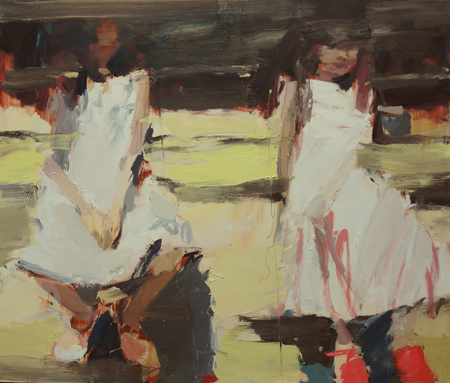, 'Two Girls,' 2016, 11.12 Gallery