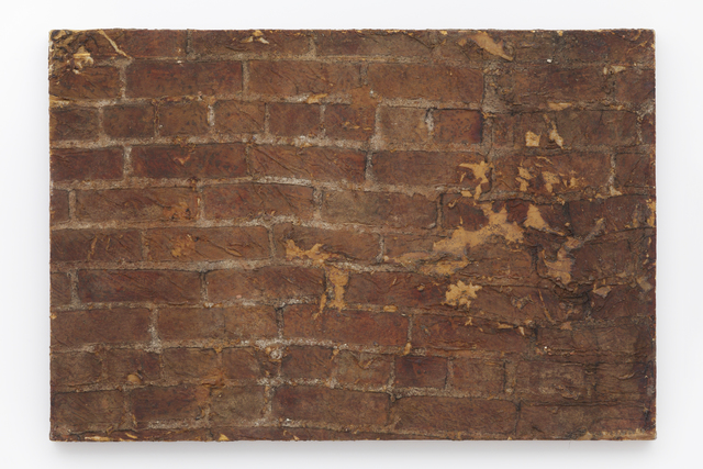 , 'Brick painting large,' 1972, Andrew Kreps