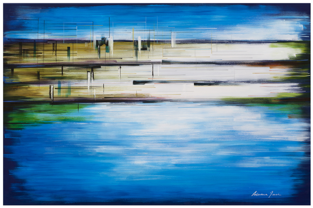 , 'Tel Aviv Port ,' 2015, Bruno Art Group
