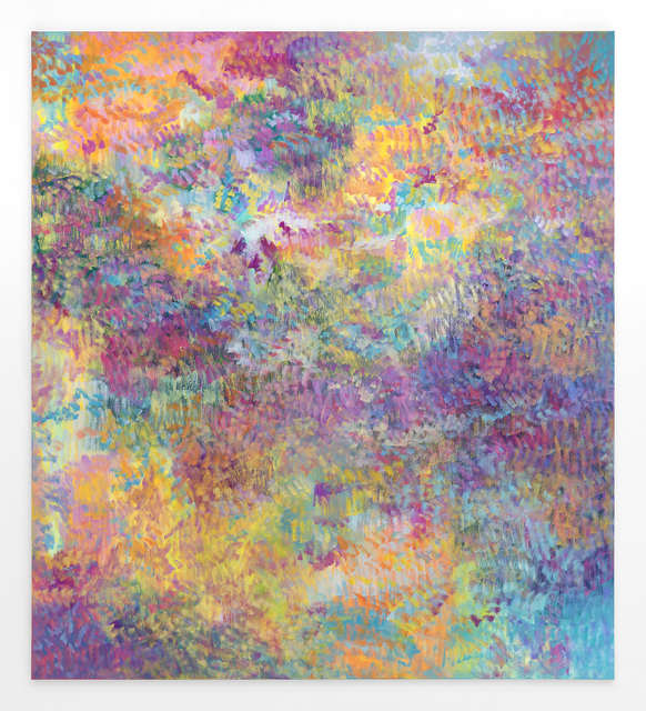 , 'Untitled (Fugue LXI),' 2016, VALENTIN