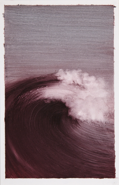 , 'Wave X,' 2017, Barnard