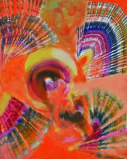 Ali Lagrouni, 'Africa Dance', 2012, Kloser Contemporary Art