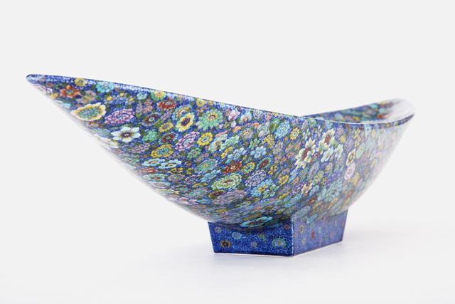 Yuki Hayama, 'Offering Bowl with Ten Thousand Flowers', 2020, Design/Decorative Art, Ceramics, Ippodo Gallery