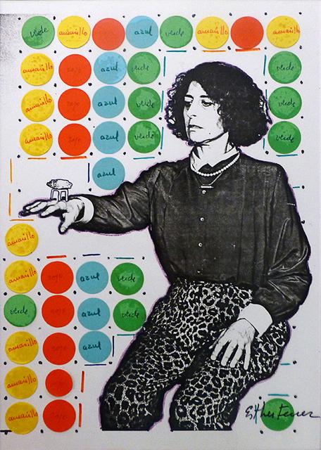 , 'Elle ètait lá,' 1984, Altxerri
