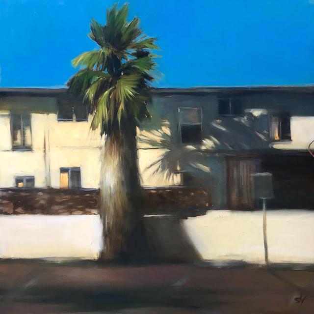 , 'Palms,' 2018, Sue Greenwood Fine Art