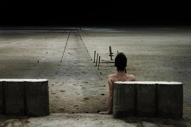 Corinne Mercadier, 'L'allure de qui s'éloigne', Galerie Les filles du calvaire