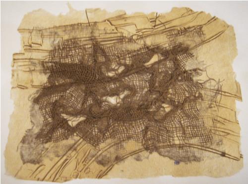 , 'Gesso,' 2008, Galeria Raquel Arnaud