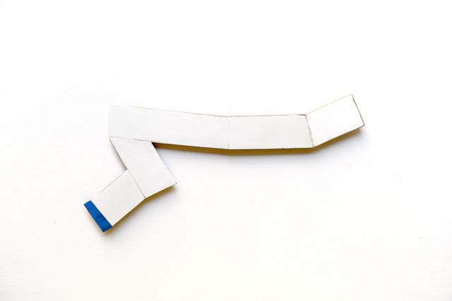 , 'Reason (a little blue),' 2017, Bartha Contemporary
