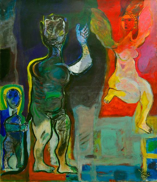 , 'Demon and Angel,' 2006, Artscoops