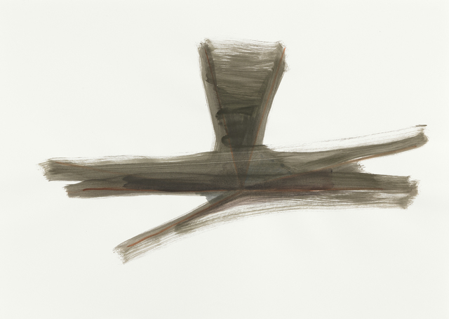 , 'Untitled,' 2013, Barbara Gross