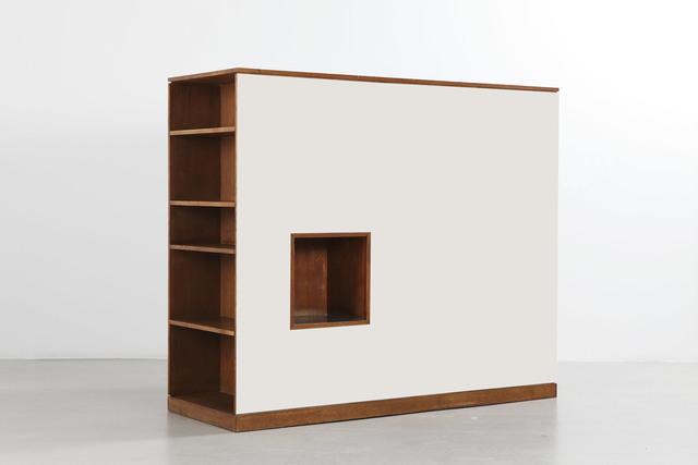 Le Corbusier, 'Room divider wardrobe', 1956-1959, Design/Decorative Art, Wood, molded plastic, Galerie Patrick Seguin
