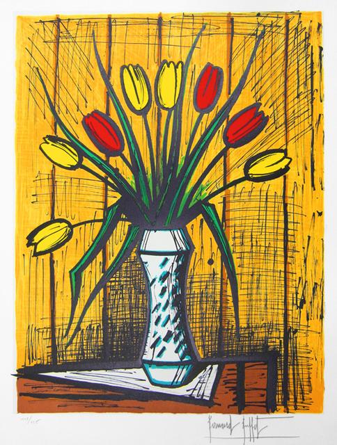 , 'Tulipes Jaunes et rouges, 1983 ,' 1983, Fairhead Fine Art Limited