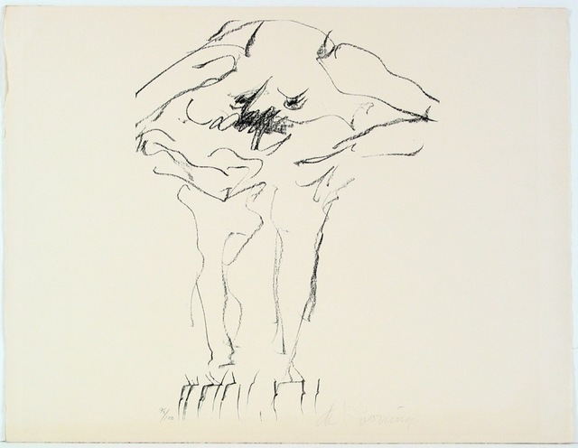 , 'Clam Digger,' 1967, Sragow Gallery