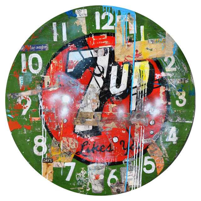 Greg Miller, '7 Up on the Scene', 2019, Caldwell Snyder Gallery