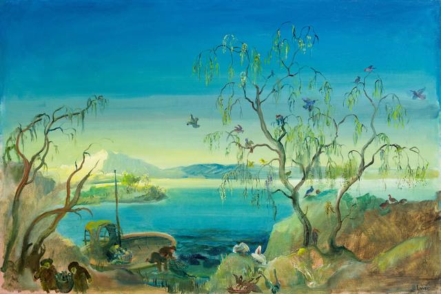 , 'Bird's Island,' 1938, Galerie Kovacek & Zetter