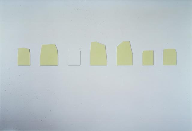 , 'Nummer 16A-22A,' 2012, Vera Munro