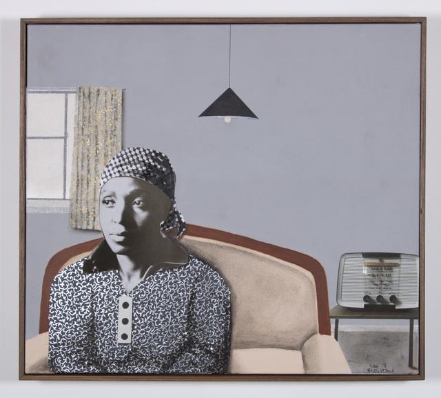 , 'Winnie waiting for Madiba,' 2018, Goodman Gallery