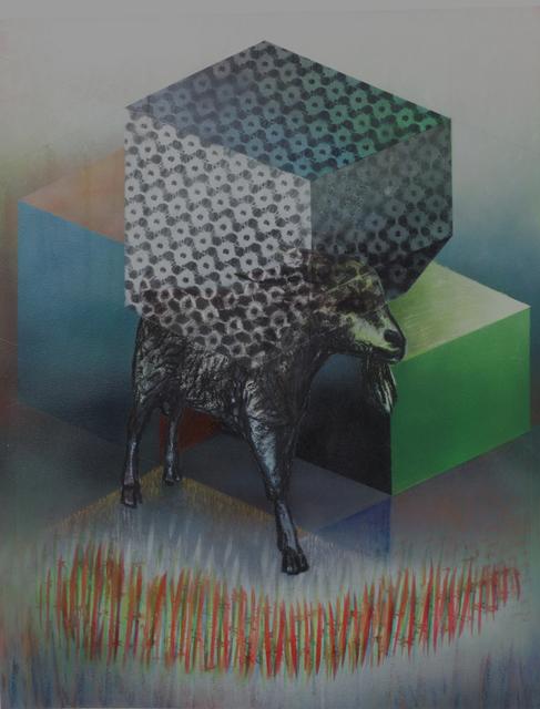 , 'Boxes,' 2017, ARTLabAfrica