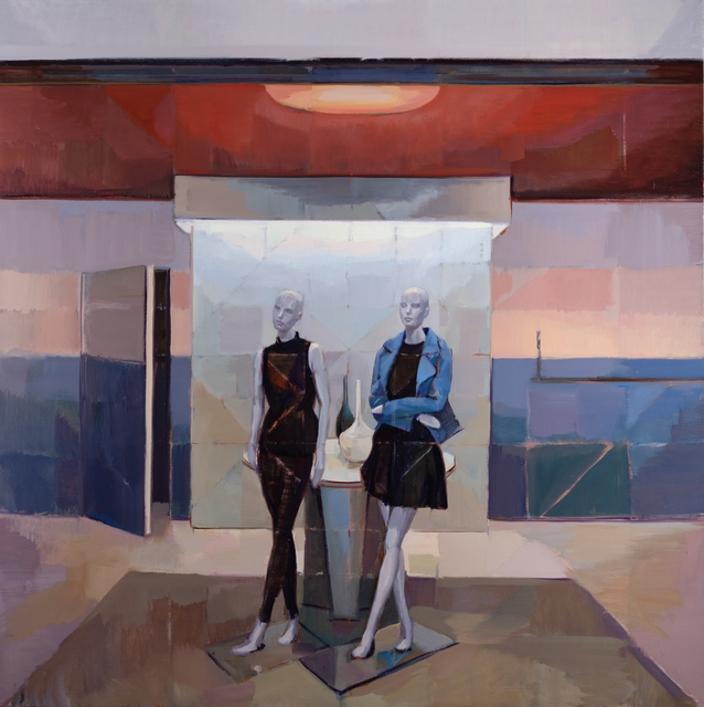, 'Mannequins,' 2017, Abend Gallery