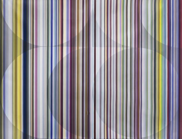 Gabriela Böer, 'Inasibles', 2011, Painting, Acrylic on Canvas, Museo de Arte Contemporáneo de Buenos Aires