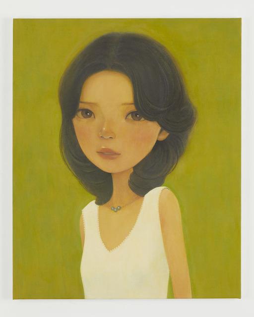 , 'Midori,' 2017, Tomio Koyama Gallery