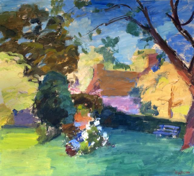 , 'Pauline and Alan's Garden II,' 2019, Valley House Gallery & Sculpture Garden