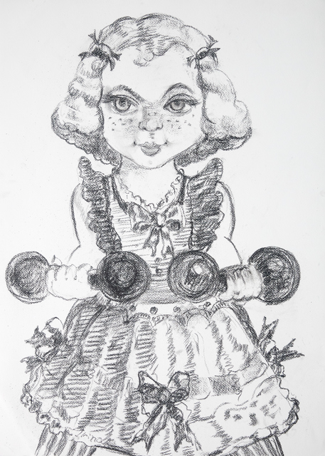 Irina Krause, 'Balls II', Galerie AM PARK