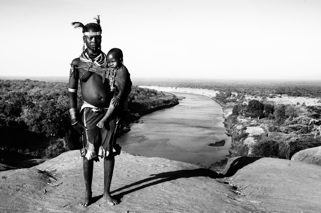 Nikolai von Bismarck, 'Mother and Child, Karo Tribe, Ethiopia', 2014, Equal Means Equal: Benefit Auction 2019