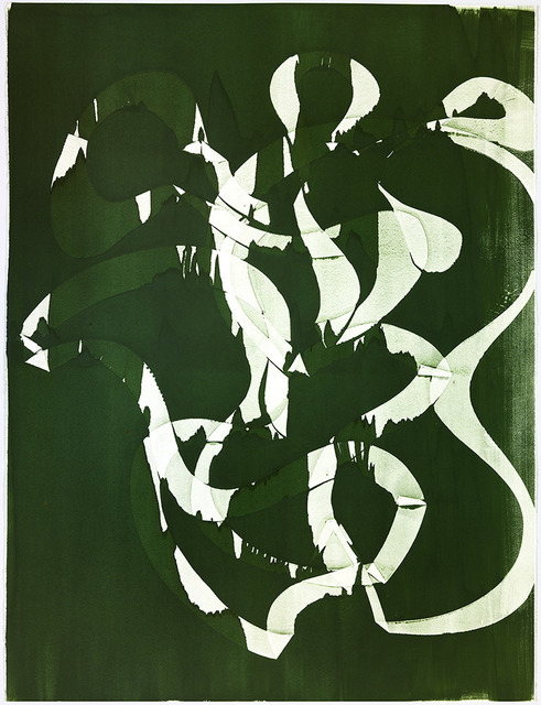 , 'Playing Volume,' 2013, Graphicstudio USF