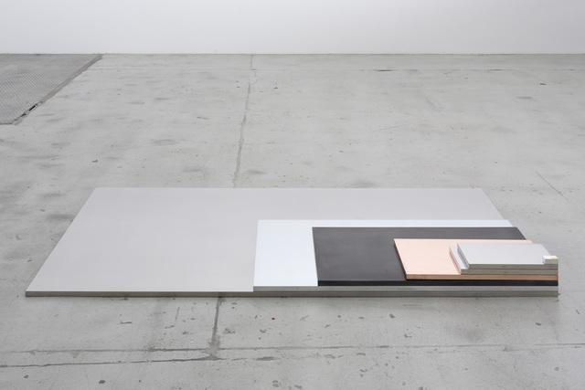 , 'Donnerstag, 13 März 2014, 11:21:00 Uhr,' 2014, Galleri Nicolai Wallner