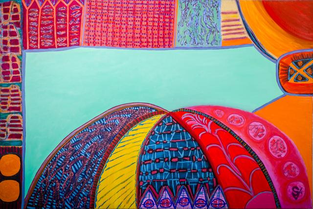 , 'Welcoming Spirit,' , Sue Layman Designs