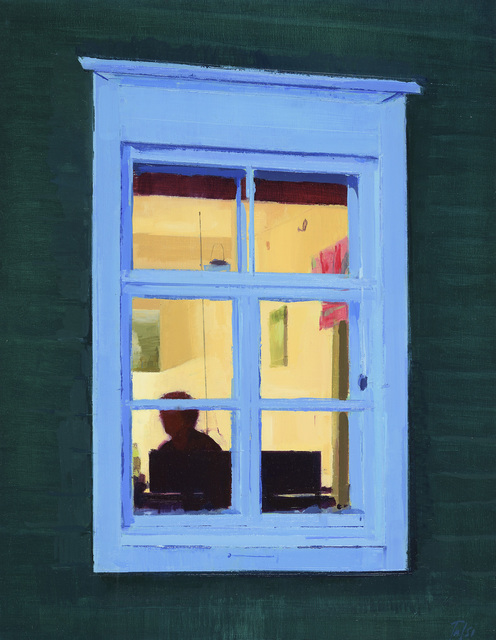 , 'Summer Window,' , Jonathan Cooper