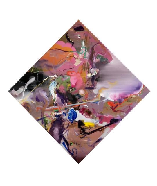 Florin Kompatscher, 'COMIX (Monkeys)', 2019, Painting, Öl auf Leinen, Galerie Elisabeth & Klaus Thoman