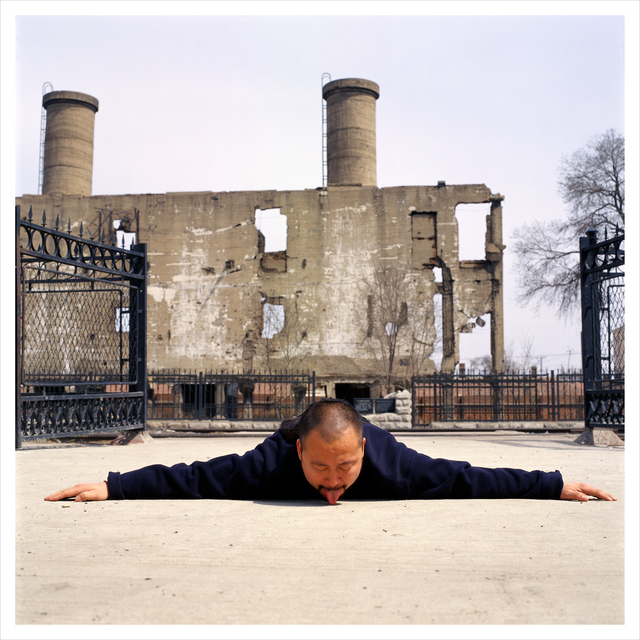 , 'Communication Series 4, The Unit 731 Ruins,' 2000, Contemporary by Angela Li