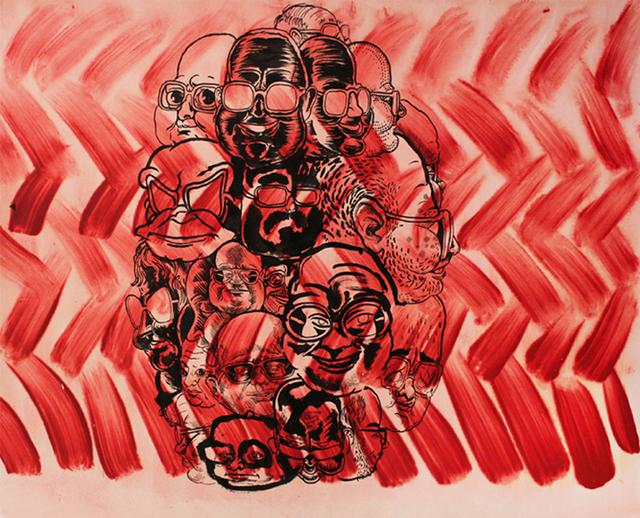 ", '""Block"",' 2012, Scott White Contemporary Art"