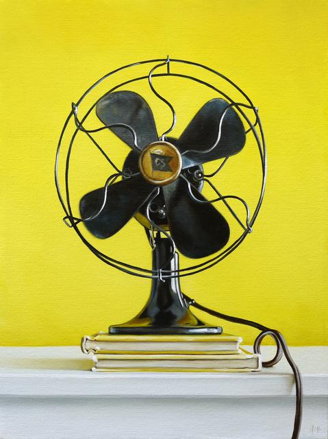 , 'Yellow Fan,' , George Billis Gallery