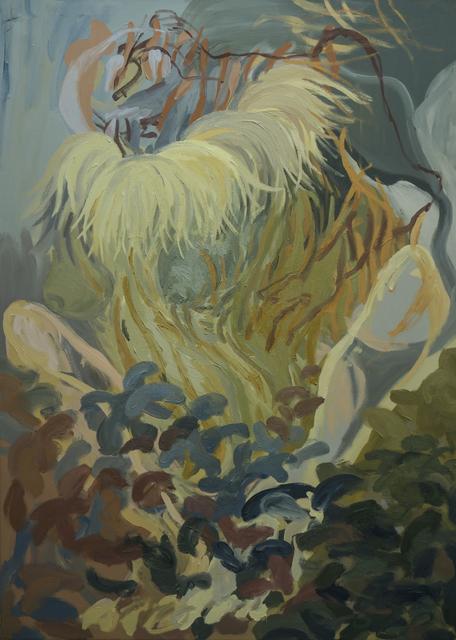 , 'Lethe,' 2016, BERLIN BLUE art